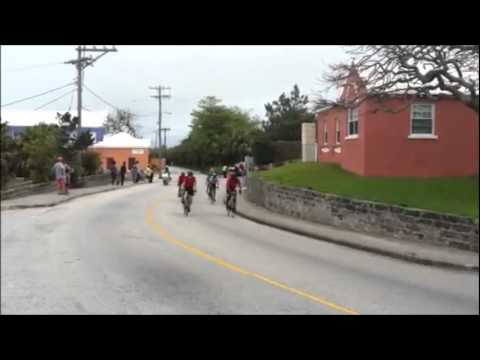 Start of May 24th Cycling Race 2012