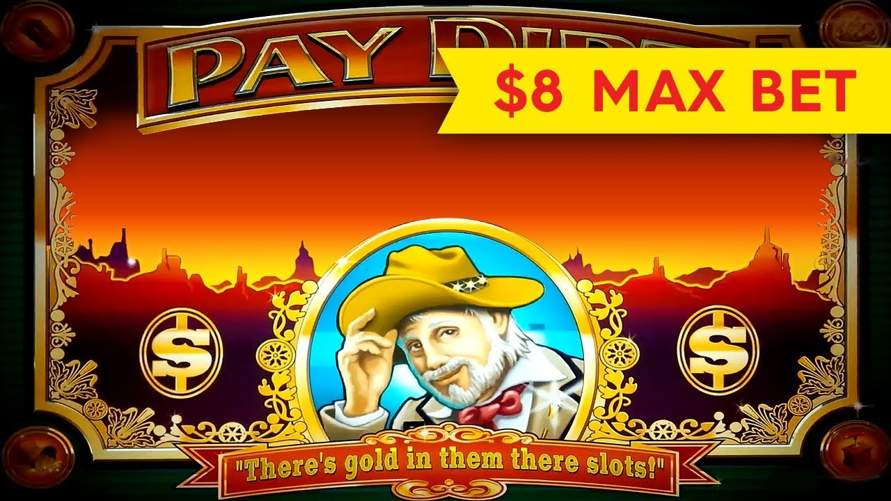 Paydirt Slot