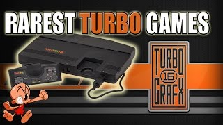 Top 10 Rarest Tubro Grafx 16 Games | Most Valuable PC Engine Games