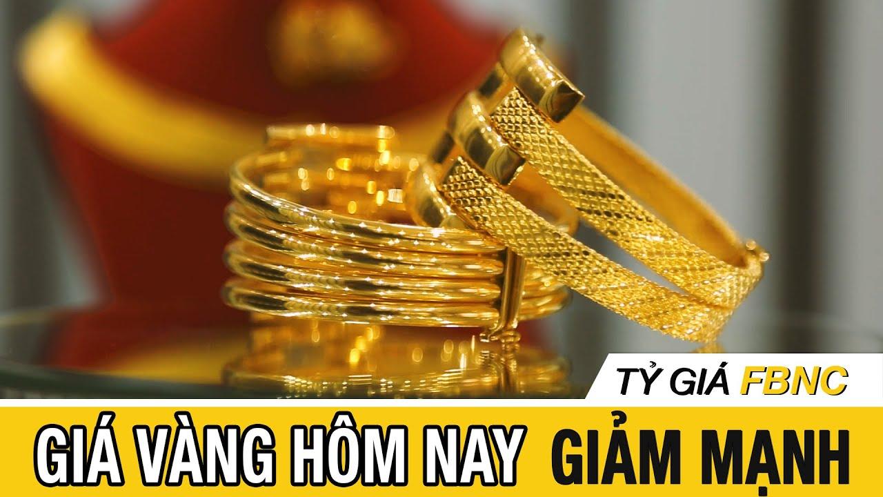 Giá vàng mới nhất hôm nay ngày 8 tháng 4, 2020 | Vàng giảm mạnh