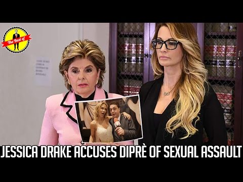 Exclusive video!!! Jessica Drake, after Donald Trump, accuses Andrea Diprè of sexual assault!