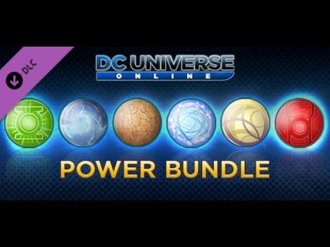 dc universe online all powers free