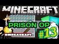 PRISON OP #13 : ¡¡¡PICANDO UN POCO Y BUSCANDO AL GANADOR!!! | OMEGACRAFT