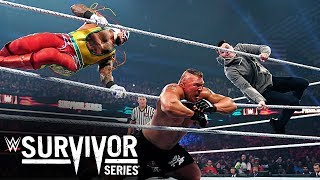 Download Rey Mysterio and son blast Brock Lesnar with double 619: Survivor Series 2019 (WWE Network) Mp3 and Videos