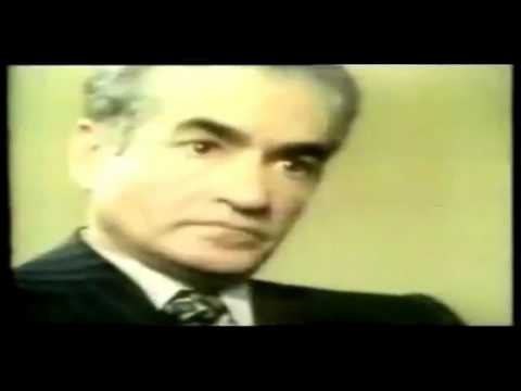 Interview with Shah of Iran Mohammad Reza Pahlavi