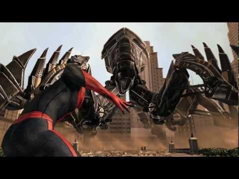 THE AMAZING SPIDER-MAN New York Comic Con Trailer