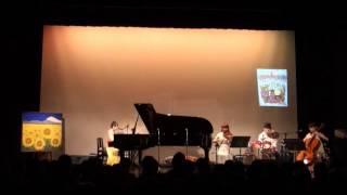 2014年8月3日 逗子文化プラザさざなみホール 橋本陽子ピアノ弾き語り...