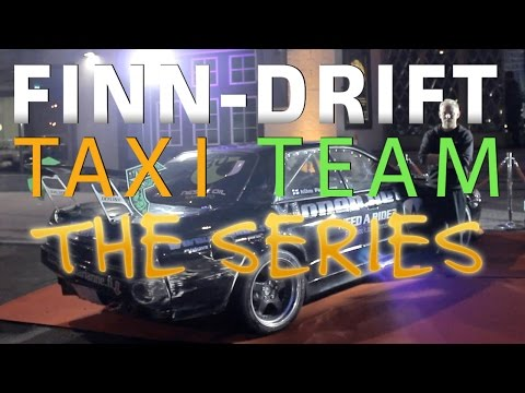 Finn-drift taxi team series