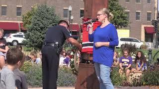 09.11.2017 Remembering 9/11 at Memorial Park