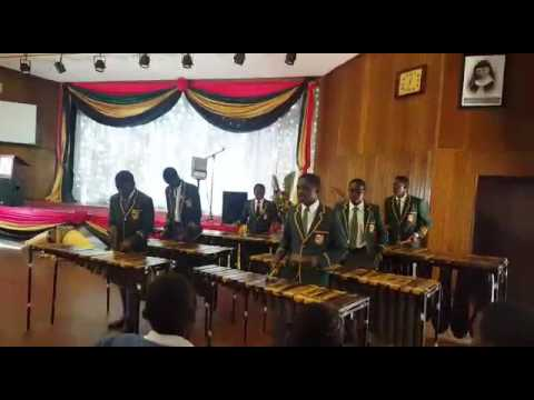 Mdhara Achauya by St Ignatius College Marimba