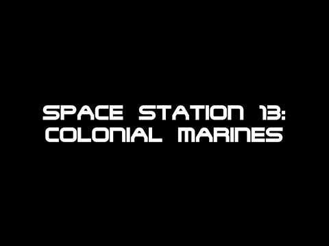 Space Station 13: baldie marine