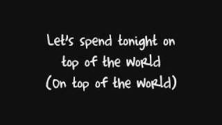On Top Of The World lyrics - Boys Like Girls
