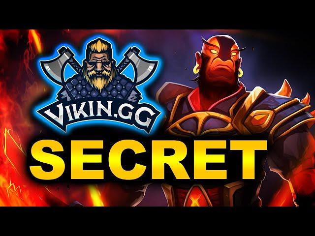 SECRET vs VIKIN.GG - Lower Bracket - BEYOND EPIC DOTA 2