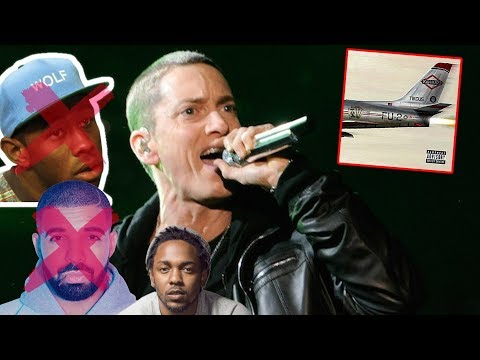 Eminem CALLING OUT RAPPERS On New Album! Drake, Kendrick, Tyler The Creator Joe Budden & More!