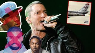 Eminem CALLING OUT RAPPERS On New Album! Drake, Kendrick, Tyler The Creator Joe Budden & More!