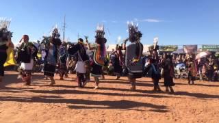 Hopi Butterfly Dance @ Tuuvi