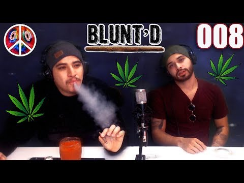 BLUNT'D 008 (H3H3 Vs. Keemstar, Earthquakes & CRAZY VIDEOS) *PODCAST EDITION*