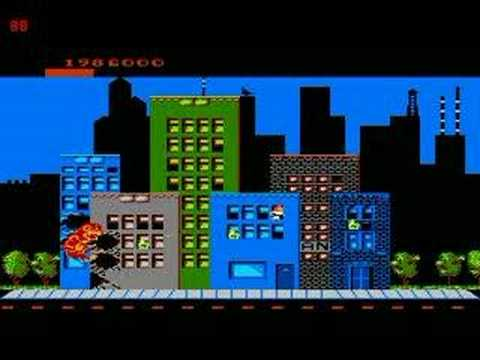 Rampage Final Stage Nintendo Youtube