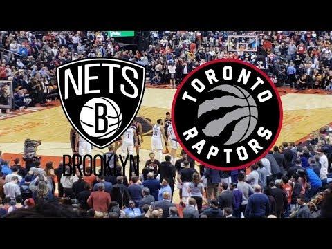 2019 NBA: Brooklyn Nets vs Toronto Raptors | Feb 11, 2019