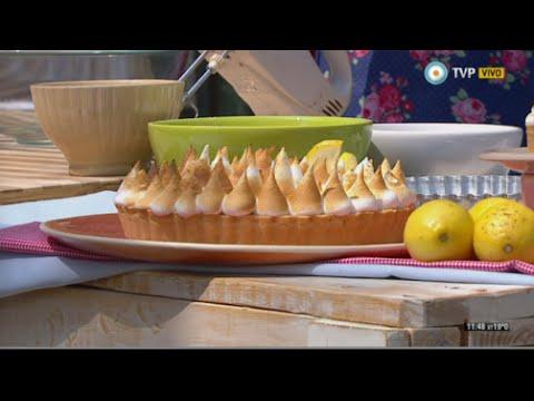 Lemon pie tradicional en 5 pasos