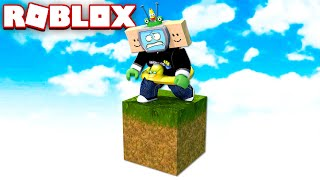 EXTREME ROBLOX SKYBLOCK SURVIVAL CHALLENGE!