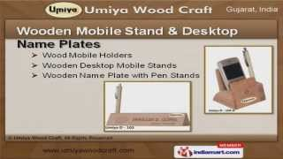 Wooden Gift Items By Umiya Wood Craft, Jamnagar