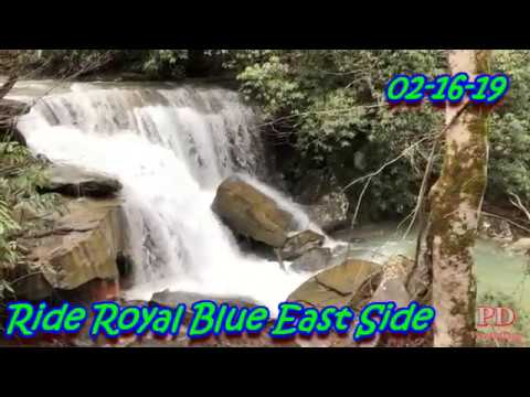 East Side Of Ride Royal Blue 02-16-19