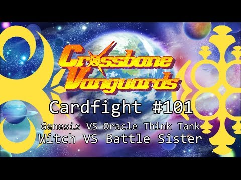 Sugar and Spice - Genesis VS Oracle Think Tank (Witch VS Battle Sister)