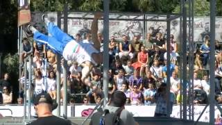 Street Workout World Championship 2013 3rd Szarka Ákos Hungary   YouTube Thumbnail