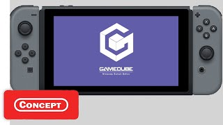 Gamecube   Nintendo Switch Online Overview Trailer (concept)