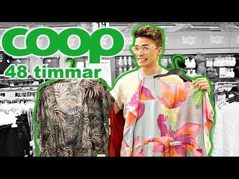 Outfits från COOP i 48 timmar (chockad!)