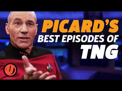 Picard's 10 Best Episodes Of Star Trek The Next Generation