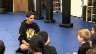 Powerful Words Character Power Chat: HEALTH   Kids Martial Arts Class Pleasantville NY