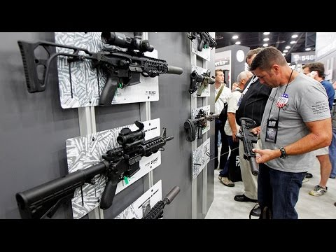 Democrats filibuster to ban gun sales to those on terror watch list