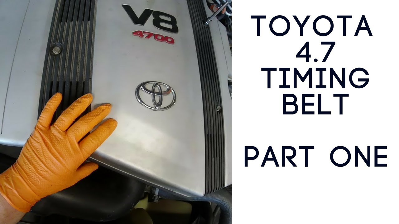 Toyota 47 Liter Timing Belt Replacement Part 1 Youtube More Electric Fan Wiring Help Incl Diagram Ih8mud Forum