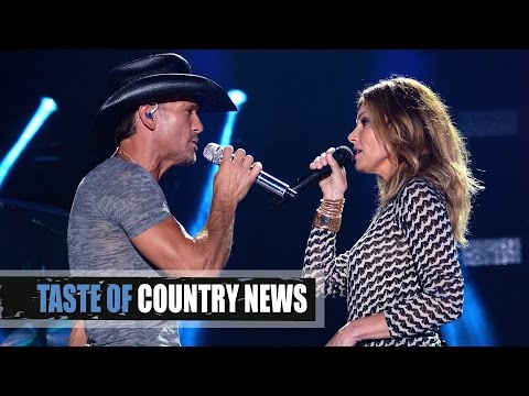 Tim McGraw and Faith Hill Announce Soul2Soul World Tour!