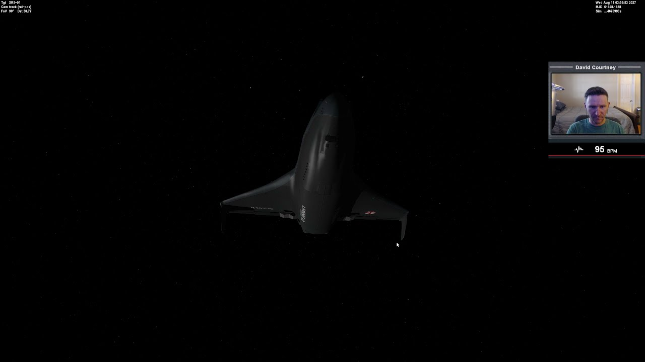 Download Orbiter 2016 - [Part 5] Earth to Phobos in the XR5