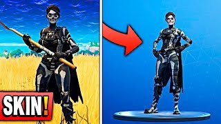 *NEW* CALAVERA SOLDIER GIRL SKIN IN FORTNITE: Battle Royale