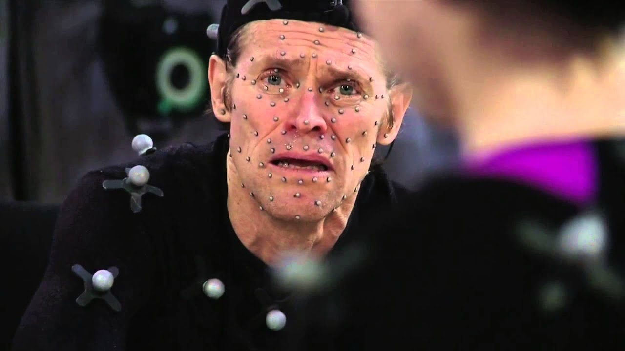 BEYOND Two: Souls, Willem Dafoe interview [HD] - YouTube