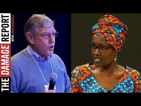 Winnie Byanyima's Epic Take Down Of Yahoo! Plutocrat