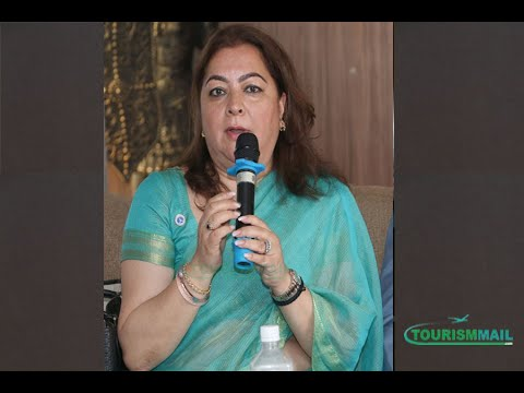 Shreejana Rana: President Hotel Association Nepal- Tourism Details with Tek B. Mahat