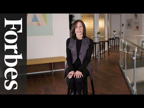 Adobe's Ann Lewnes: Digital Pioneer | Forbes - YouTube