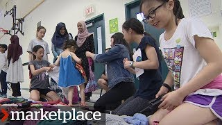 How these kids are cutting down on clothing waste (Marketplace)