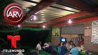 Carmen Dominicci busca la mejor pupusa de El Salvador | Al Rojo Vivo | Telemundo