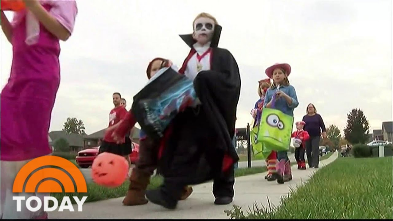 CDC Recommends No-Contact Trick-Or-Treating Amid Pandemic   TODAY