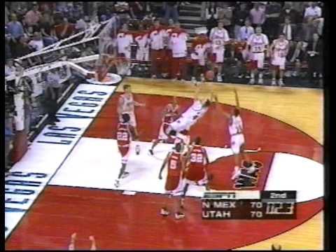 Utah Utes Vs New Mexico Lobos 1997