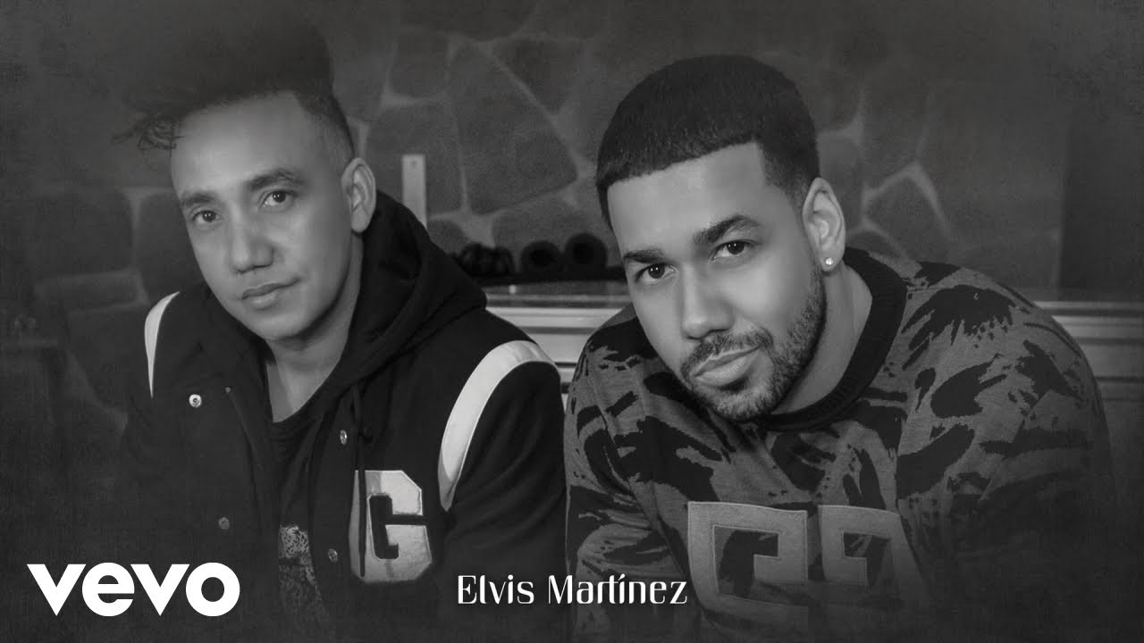 Romeo Santos, Elvis Martinez - Millonario (Audio) 2019