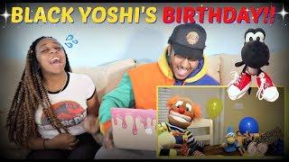 "SML Movie ""Black Yoshi's Birthday!"" REACTION!!!"