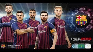 PES 2019 PSP (PPSSPP / iOS / ANDROID) August Atualizado (C19) Download ISO, Savedata and Textures