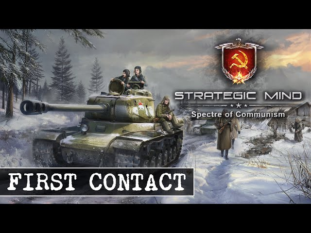 [FR] Strategic Mind: Spectre of Communism - First Contact - Hiver rouge